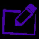 Icon Unterschreiben